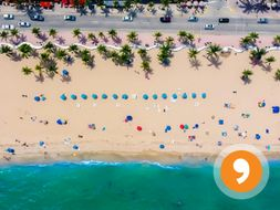 En la Costa - On the Coast - Worksheet