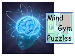 Mind Gym Puzzles to use as starters