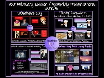 February Assemblies