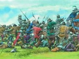 why did henry tudor won the battle of bosworth essay The tudor period is the period between  became king of england by defeating king richard iii at the battle of bosworth  henry's continental wars won him.