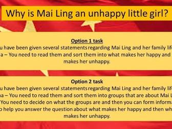 China population sorter: 'One Child policy'