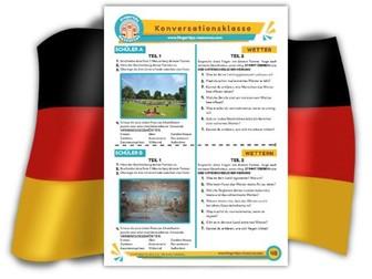 Wetter - German Speaking Activity