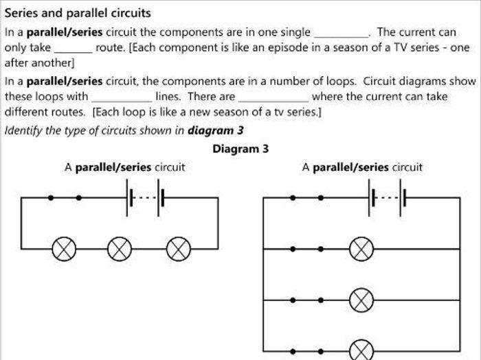 edexcel gcse sp10a electric circuits work book by violetvision rh tes com circuit diagram ceiling fan switch circuit diagram centurion cp80