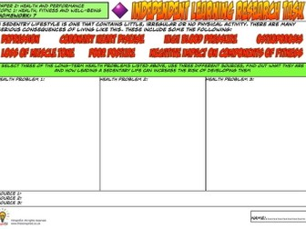 Gcse pe homework help