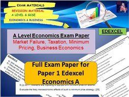 microeconomics paper