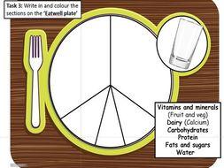 Healthy Living Student Workbooklet