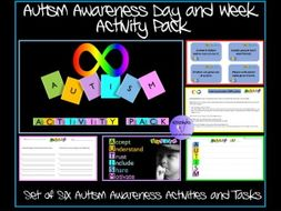Autism: autism awareness day / week: presentation 120 slides by.
