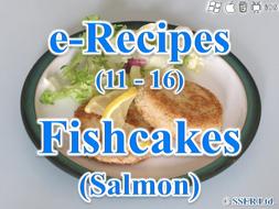 21. Salmon Fishcakes (e-Recipe)