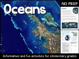 Oceans (Fun stuff for elementary grades)