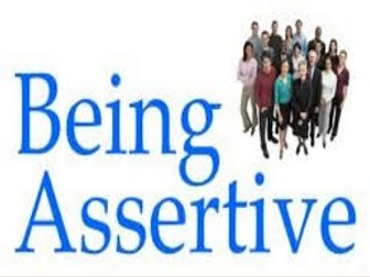 how to be assertive at work pdf