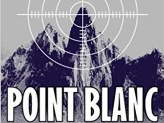 AQA Language Paper 1: Alex Rider - Point Blanc