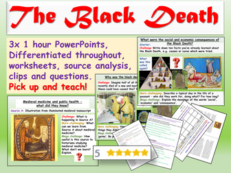 The Black Death - Black Death Bundle