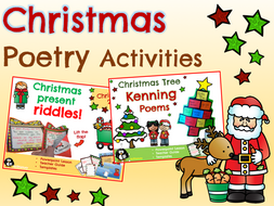 christmas poetry activities by ks2history teaching resources tes. Black Bedroom Furniture Sets. Home Design Ideas