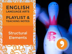 Structural Elements – Playlist and Teaching Notes