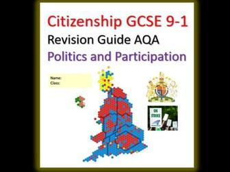 Citizenship GCSE Revision Guide AQA