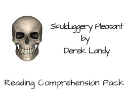 Skulduggery Pleasant - Reading Comprehension