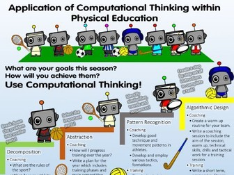 Computational Thinking in Physical Education