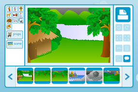 Rama and Sita Scene Maker - Interactive Activity - Diwali KS1