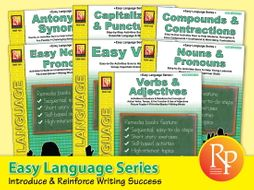 Easy Language Series {Bundle}