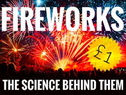 Bonfire Night 2018. STEM. The science behind fireworks