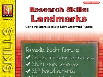Research Skills: U.S. Landmarks