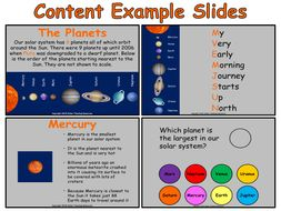 the solar system interactive powerpoint presentation and