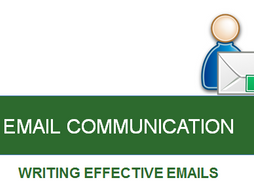 what is email communication