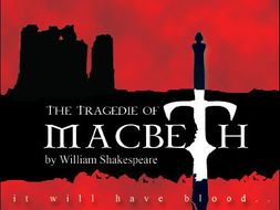 Macbeth Act 1 Sc. 1 Descriptive Writing Lesson - Fully Differentiated