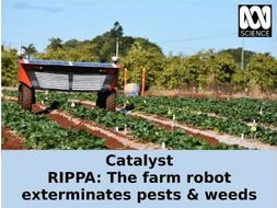 RIPPA: The farm robot exterminates pests and weeds