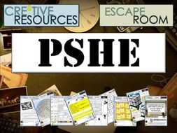 PSHE Escape Room