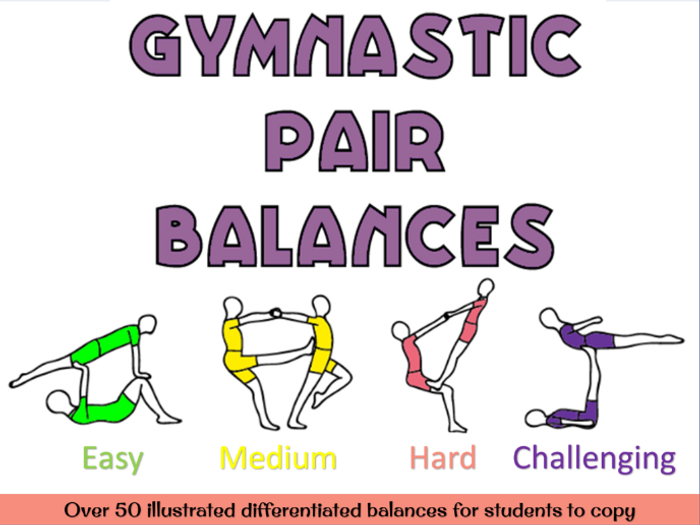 Speed dating rating cards at gymnastics