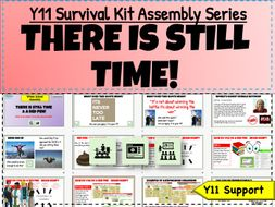 Y11 Survival Kit - Still Time to Revise