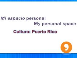 Mi Espacio Personal - My Personal Space - Puerto Rico Video Tutorial