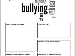 Beat Bullying worksheets - definitions by lily_the_pink - Teaching ...