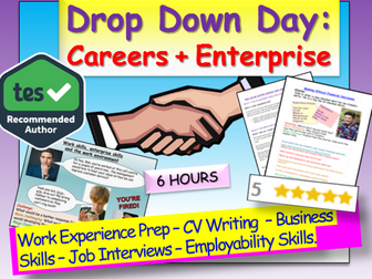 Drop Down Day : Careers and Enterprise