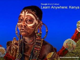 Kenya: Learn Anywhere #googlearts