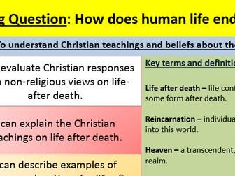 christian ethical teachings