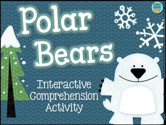 POLAR BEARS Interactive Reading Comprehension