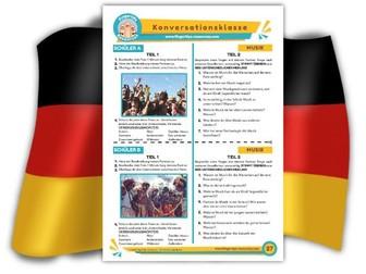 Musik - German Speaking Activity