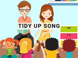 TIDY UP SONG