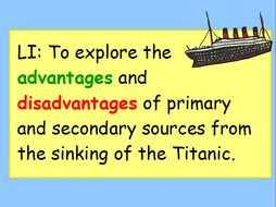 disadvantages of secondary sources