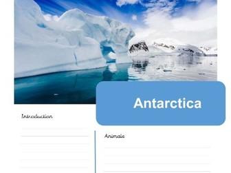 Antarctica Guide Extreme Environments