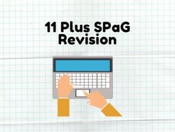 11 Plus SPaG Revision