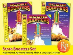Score Boosters {Bundle}