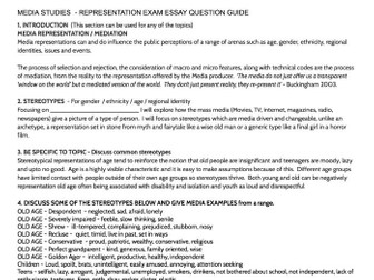 representation age   essay formatting stereotype counter type  representation age   essay formatting stereotype counter type activity by  creativethinkingresources  teaching resources