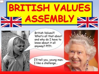 British Values Assembly