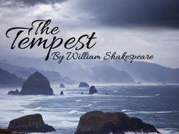 The Tempest- Act 2, Scene 2 Analysis