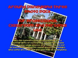 Photographs Around Disneyland Three