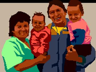 Creative Writing Task: MY FAMILY!