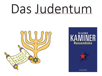 Russendisko historical background: Judentum
